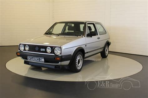 how to sell used cars 1987 volkswagen golf electronic throttle control volkswagen golf gti mk2 1987 for sale at erclassics