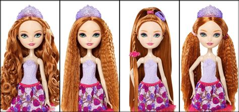 Poppy Hairstyle Doll by After High Toot S Toys Figures Dolls