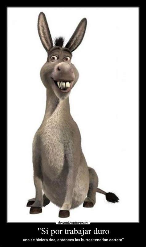 imagenes de amor chistosos del burro shrek im 225 genes y carteles de shrek pag 4 desmotivaciones