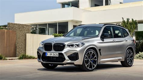 Bmw X4 2020 by 2020 Bmw X3 M And X4 M Road Test Everything You Need To