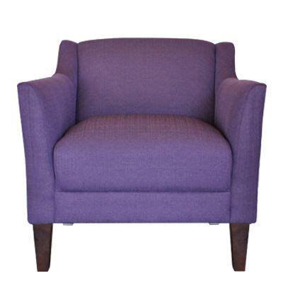 Plum Accent Chair Purple Chair