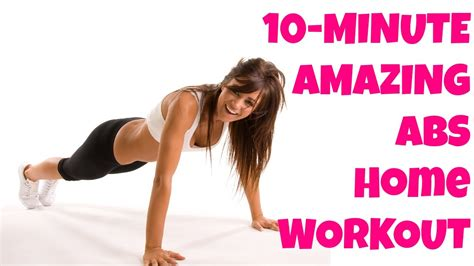 minute abs workout  home abdominal exercises