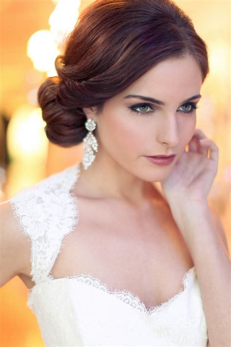 Wedding Hair And Makeup by Hair Side Bun Updo Newhairstylesformen2014