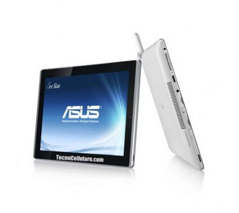 Tablet Asus Os Windows asus eee slate b121 nuovo tablet con os windows 7