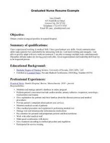Australia Resume Exle by Professional Nursing Resume Template
