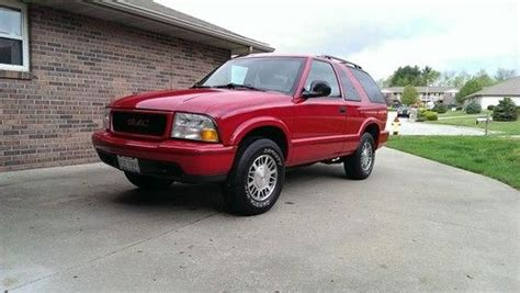 1998 gmc jimmy will not start find used 1998 gmc jimmy sls sport utility 2 door 4 3l 4wd lots of new parts in mundelein