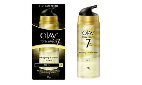 Olay Total Effect Fairness olay total effects 7 in one anti aging and fairness