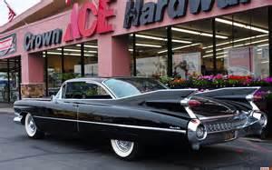Cadillac 59 Coupe 1959 Cadillac Coupe Black Original Rvl Flickr