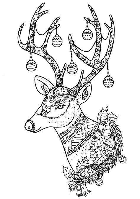 Christmas reindeer nontachai hengtragool - Christmas Adult