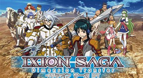 anime gamers sub indo meownime ixion saga dt bd episode 01 25 subtitle indonesia
