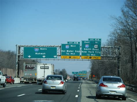 Garden State News Tappan File I 287 Nb 0 5 To I 80 Jpg Wikimedia Commons