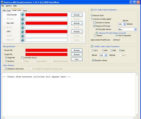 audio format truehd convert mkv dts releaf