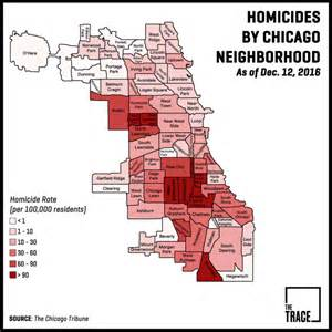 Chicago Crime Rate Map by Do 2016 Homicide Rates Mean America Is Experiencing A