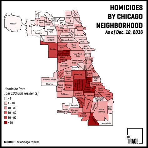 chicago homicide map do 2016 homicide rates america is experiencing a
