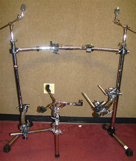 Snare Rack by Gibraltar Drum Set Rack With No Leg Snare Stand With Skb