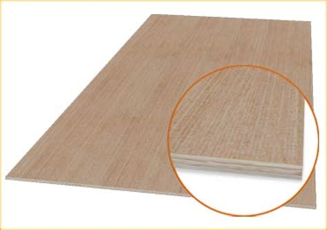 hardwood plywood underlayment products