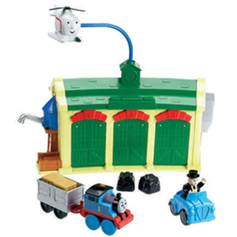 shedme friends tidmouth sheds wooden railway