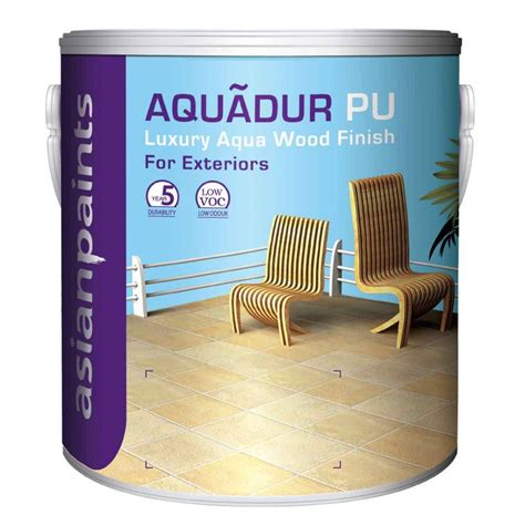 Baroque Wall Stickers aquadur water based pu base coat sealer buy online in india