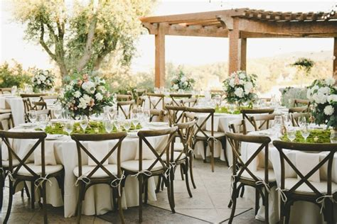 beautiful backyard wedding elegant chairs with wooden pergola for beautiful backyard