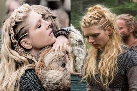 how to braid lagertha lothbrok 17 best images about viking hair style on pinterest