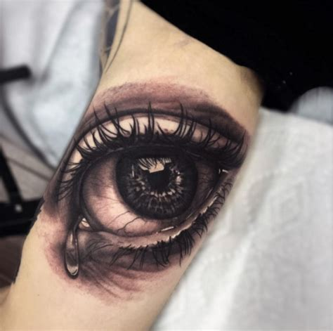 the eye tattoo jakarta crying eye tattoo tumblr