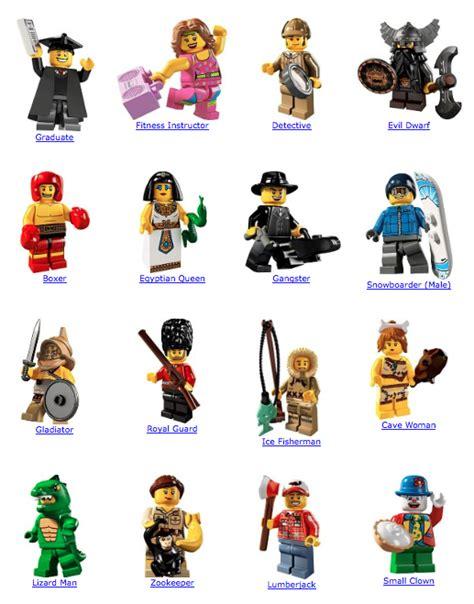 Lego Minifigure Series 5 Fisherman minifigure feature lego series 5 a musing