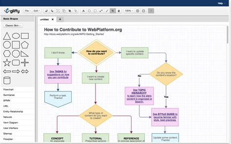 create a use diagram teachers tool for creating great looking diagrams and