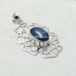 Handmade Silver Jewellry - garland 925 sterling silver pendant handmade