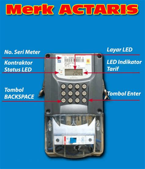 Berapa Multimeter Digital intifadha