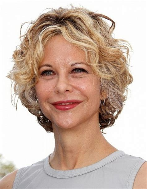 curly hair style for over 60 short hairstyles for mature women over 60