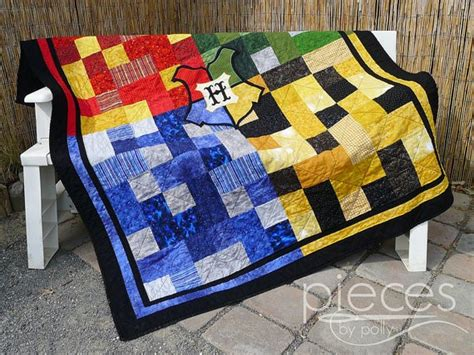 Where Can I Buy Quilts by Harry Potter Fans You Can Buy This Hogwarts Quilt On Etsy