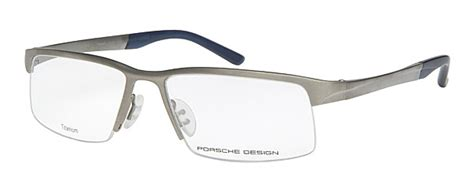 Porsche Design Prescription Glasses by Porsche Design P 8166 Eyeglasses Porsche Design
