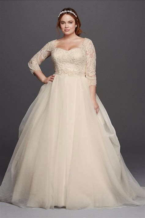 plus size wedding gowns where to find amazing plus size wedding dresses
