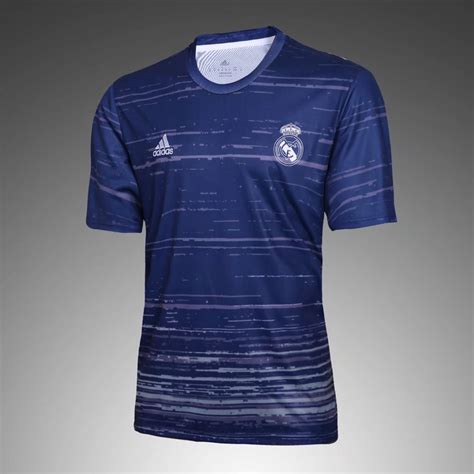 Baby Jumper Real Madrid Home 1617 16 17 real madrid navy pre match sleeve