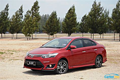 Toyota Vios Accessories Toyota Vios Gets New 360 Degree Monitor Rm 4 000 In