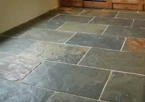 gray green slate traditional wall and floor tile by westone