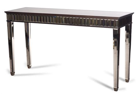 console table design mirrored console table designs ideas interior home