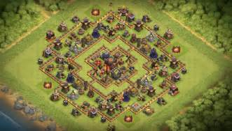 13 th7 to th11 farming trophy amp war base layouts for march 2017