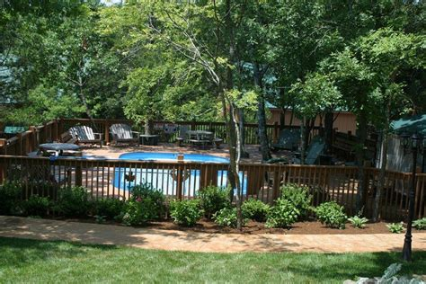 Cabin Vacation Packages Pool View