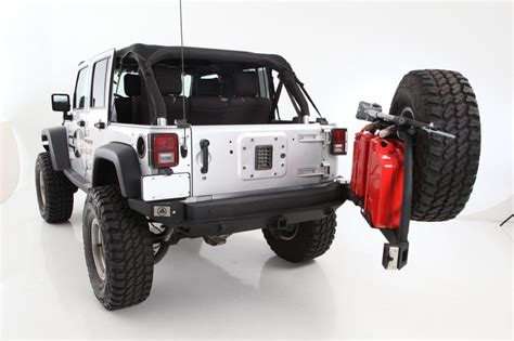 Jeep Rear Bumpers New Product Smittybilt Jk Atlas Bumpers Taw All Access