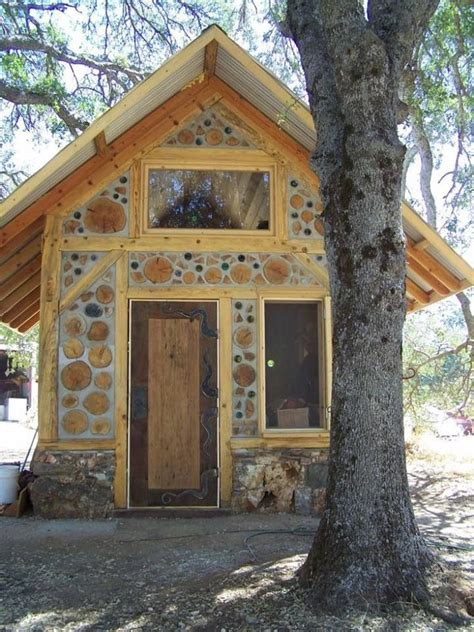 cordwood home wood ideas puidu ideed