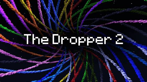 dropper map the dropper 2 map for minecraft 1 12 2 1 11 2 minecraftred