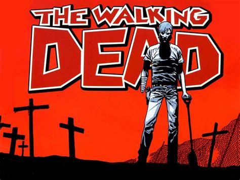 walking a novel the walking dead comic image comics the walking dead