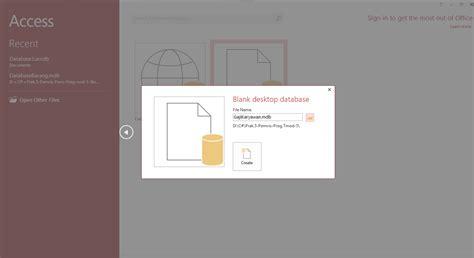 membuat database pada pascal program visual c tutorial cara mengkoneksikan dan