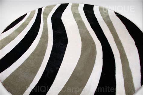 zebra like pattern zebra pattern rug 斑馬紋羊毛地氈 unique custom made carpet