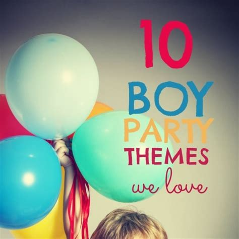 themes we love 10 boy party themes we love spaceships and laser beams