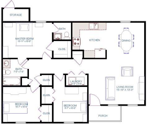 in law apartment floor plan planos ii pinterest 3 bedroom floorplans floor plans cambridge village
