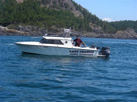 fishing boat jobs vancouver island vancouver island fishing boat last chance fishing adventures
