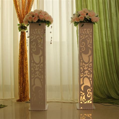 Columns For Decorations by Wedding Decoration Supplies Stage Design Carved