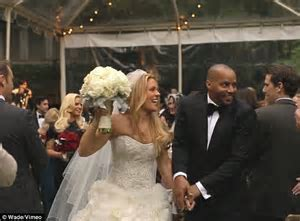 Scrubs star Donald Faison and Jessica Simpson's best